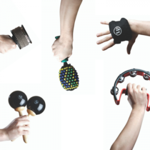 Auxiliary & Hand-held Percussion